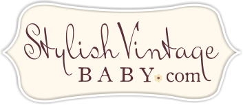 Stylish Vintage Baby