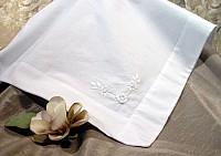 Vintage Baby Christening Blankets