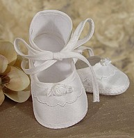 Vintage Baby Girls Shoes
