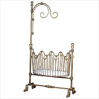 Dreamland Iron Vintage Baby Cradle