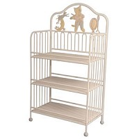 Cat and Fiddle Iron Changing Table