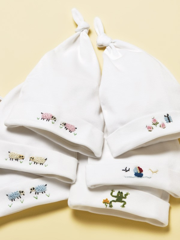 Vintage Baby Hats