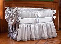 Nottingham Vintage Baby Crib Linens