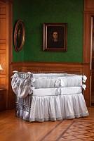 Silk Velvet Crib Linens