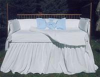 Simplicity Vintage Baby Crib Linens