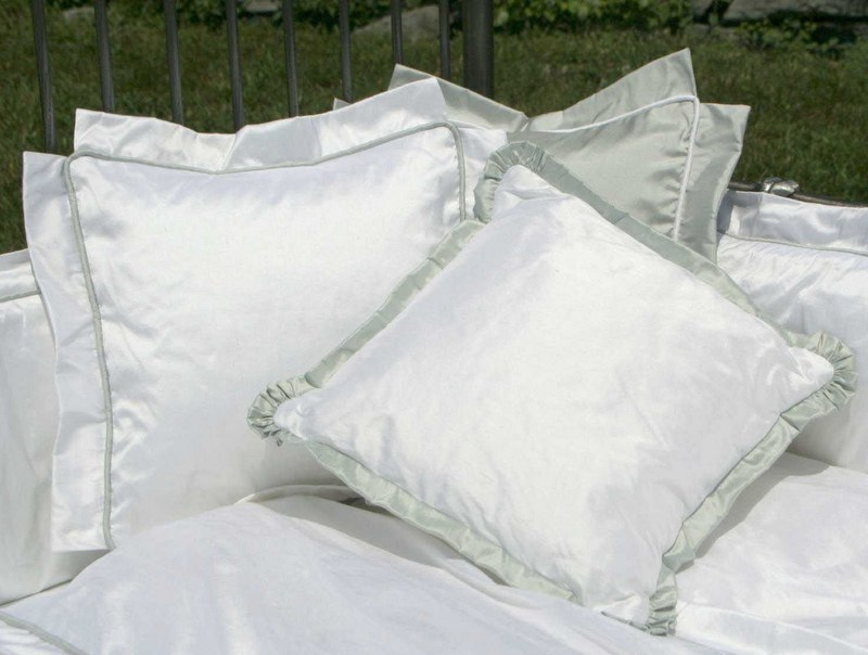 Silk Velvet Pillows