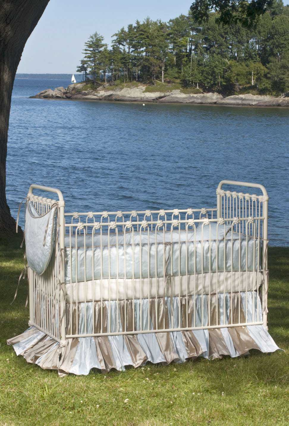 Whitby Vintage Baby Crib Linens