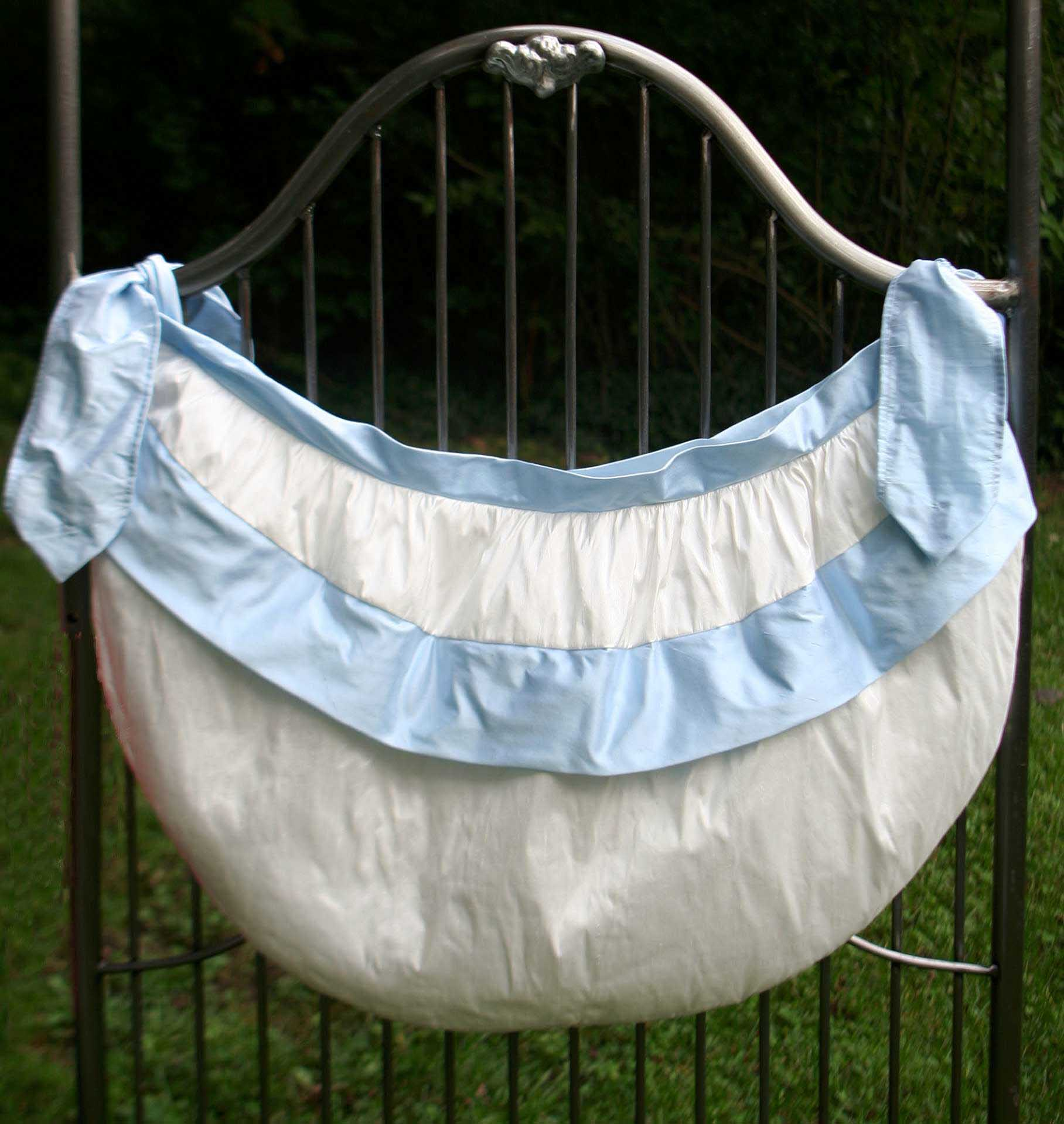 Laundered Linen Toy Bag (XL)