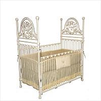 Palace Garden Vintage Baby Crib