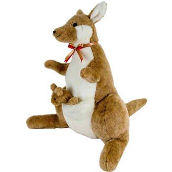 Zeno & Baby Euclid Kangaroo Duo