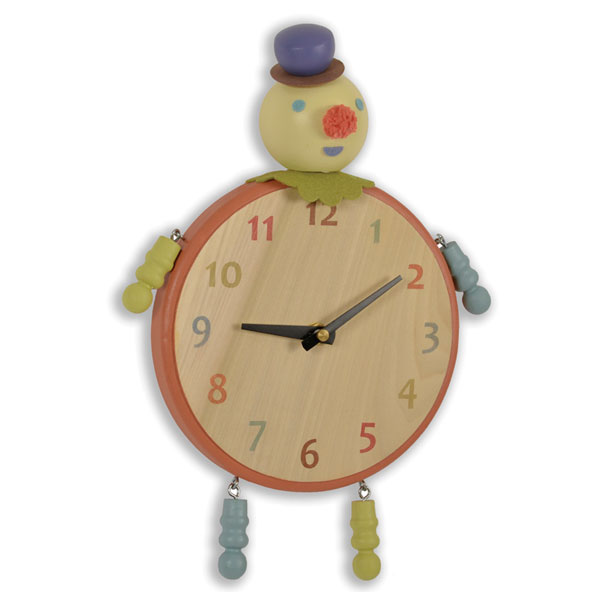 Here Comes the Circus Clock