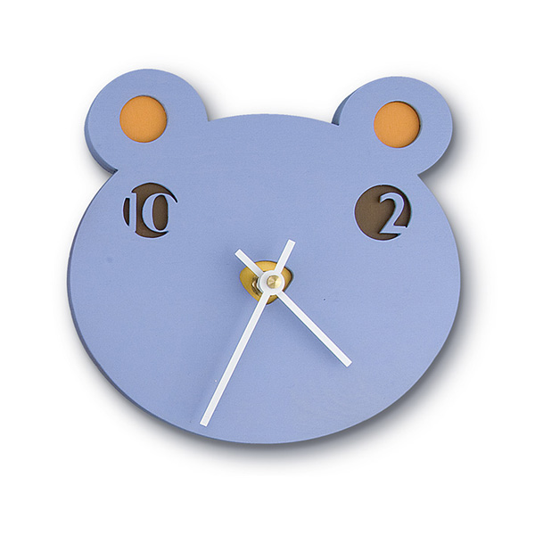 Bo the Bedtime Bear Clock
