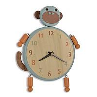 My Little Monkey Clock