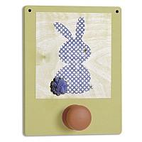 Sweet Baby Bunny Wall Hook