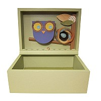 Oliver the Owl Keepsake Box
