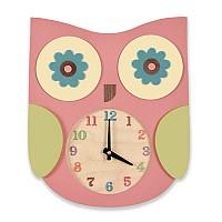 Hoot the Owl Clock