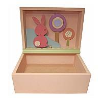 Bonnie the Bunny Keepsake Shadow Box