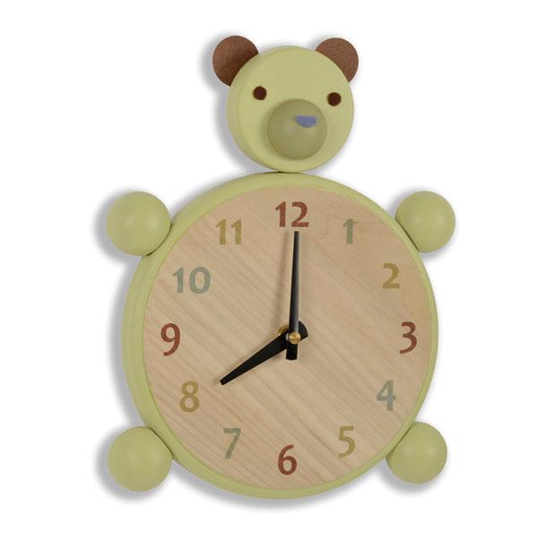 Bobby the Bear's Clock