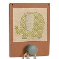 Edward the Elephant Wall Hook