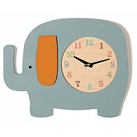 The Elephant's Trunk Clock