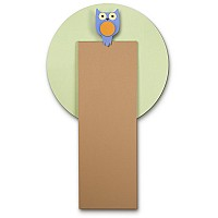 Winston the Owl Growth Chart