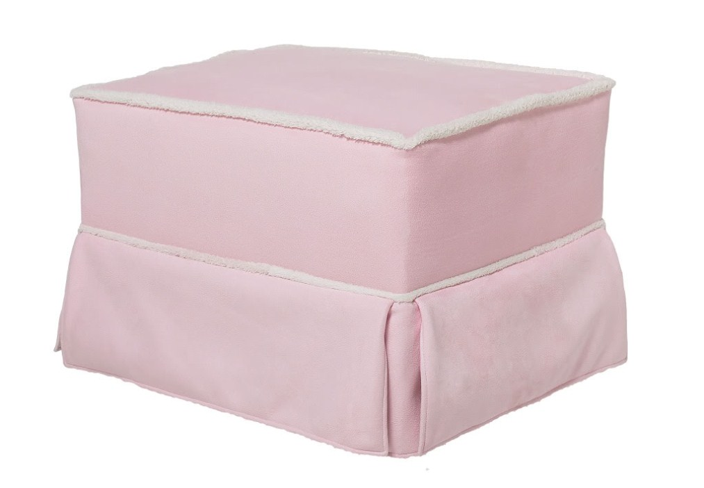 Ancientz Ottoman Pink Micro with Sherpa