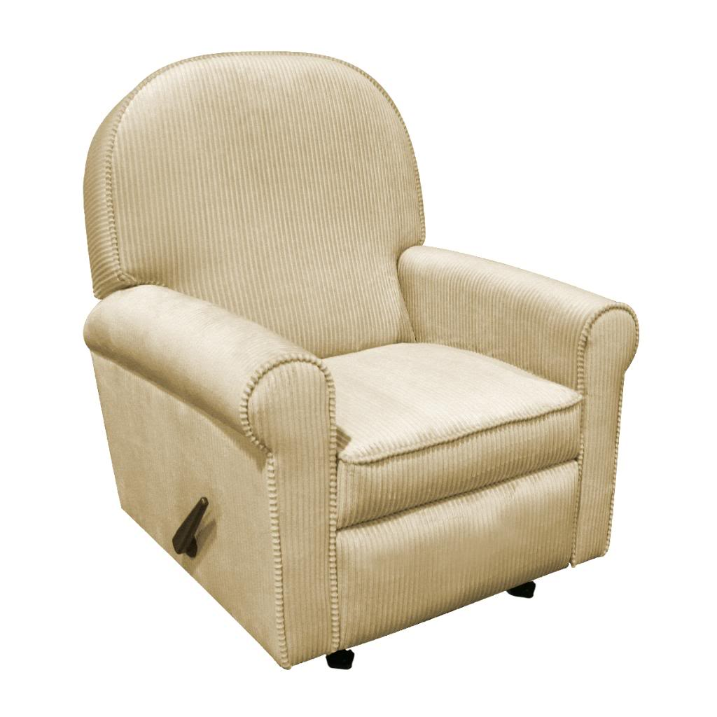 Ancientz Jayden Recliner Tan Chenille
