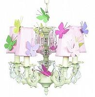 Stacked Glass Ball Bright Idea - Butterflies