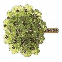 CherishDay Flower Beads Green