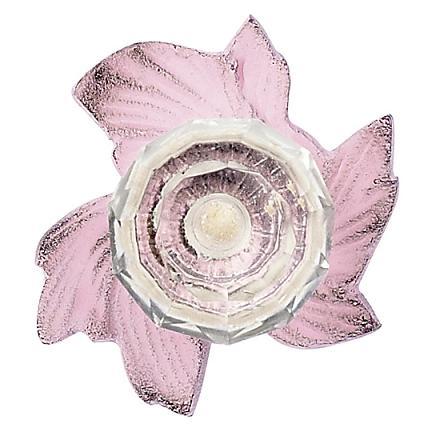 CherishDay Leaf Spiral Pink