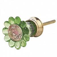CherishDay Trumpet Petal Green