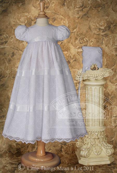 SoDainty Italian Venice Lace Gown