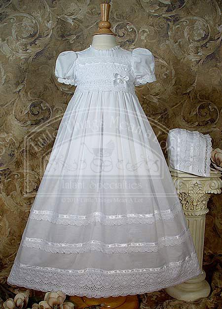 SoDainty Short Sleeve Victorian Gown