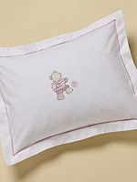 Vintage Baby Pillows & Hangers