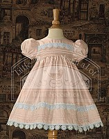 SoDainty Pink Silk Special Occasions Dress