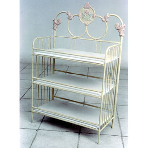Bud Iron Changing Table
