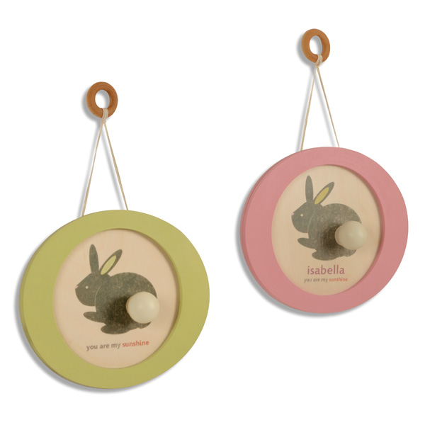 Bouncing Baby Bunny Music Box