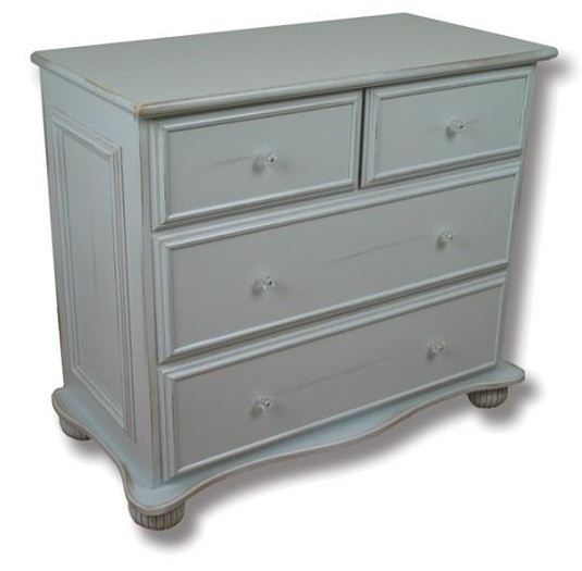 Artifakts Wonderland 4 Drawer Chest