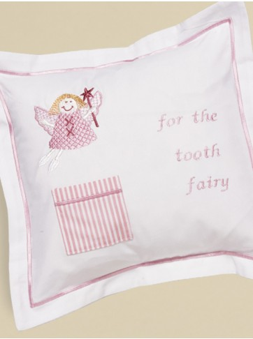 Capistrano Tooth Fairy Pillow Cover & Pocket