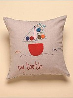 "Capistrano Tooth Fairy Pillow - ""my tooth"""