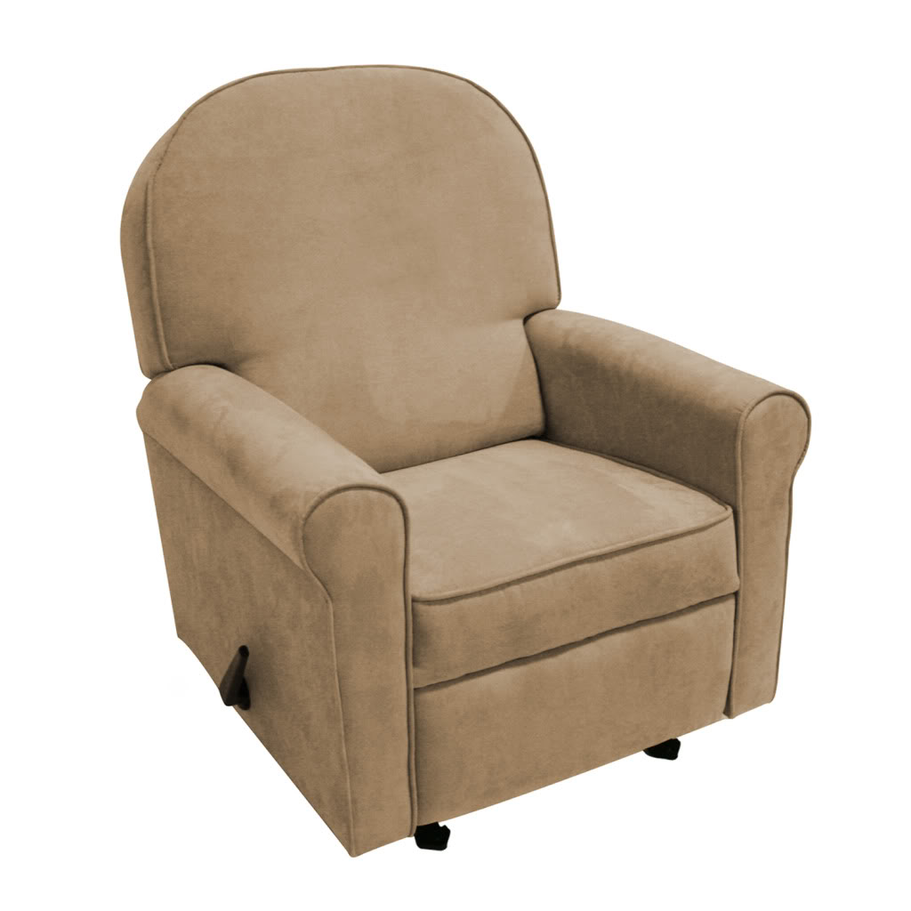 Ancientz Jayden Recliner Tan Micro