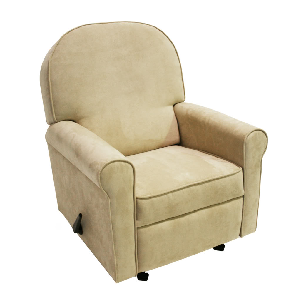 Ancientz Jayden Recliner Buckwheat Bella Velvet