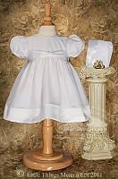 SoDainty Organza Christening Dress
